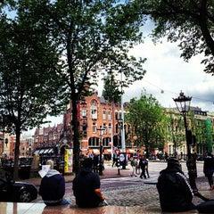 Photo taken at Westermarkt by Manuela P. on 7/7/2013