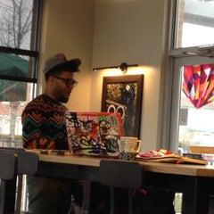 Photo taken at Starbucks by Tina B. on 4/28/2014