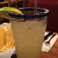 Photo taken at On The Border Mexican Grill & Cantina by Susan J. on 10/13/2012