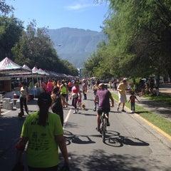 Photo taken at Mercado de la Fregonería by Willy N. on 10/5/2014