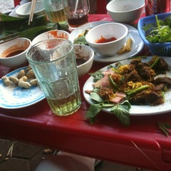 Photo taken at Hồ Văn Chương (Van Chuong Lake) by .〽 Erik ™. on 7/24/2014