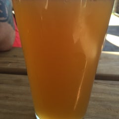 Photo taken at People's Brewing Company by Andrew M. on 7/21/2015