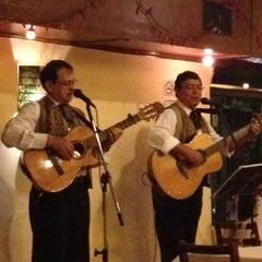Photo taken at El Mariachi by Camila N. on 1/24/2013