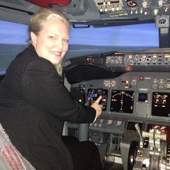 Photo taken at American Airlines Flight Academy / IOC by JetSetLeslie on 2/19/2014