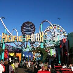 Photo taken at Santa Monica Pier by Neil R. on 5/30/2013