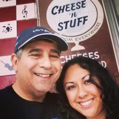 Photo taken at Cheese N Stuff by lafinguy on 3/30/2013