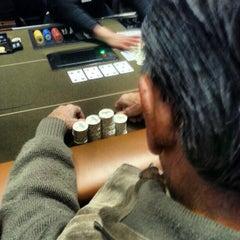 Photo taken at Casino Az Poker Room by lafinguy on 1/20/2013