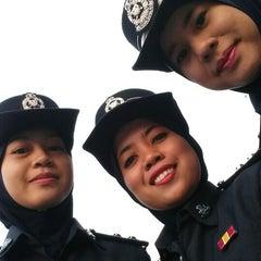 Photo taken at Ibu Pejabat Polis Kontinjen Selangor by Daieya M. on 3/24/2015