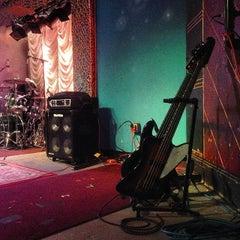 Photo taken at Visulite Theatre by Joe M. on 5/2/2014