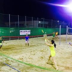 Photo taken at Tennis Club 1882 by Nikola on 7/15/2015