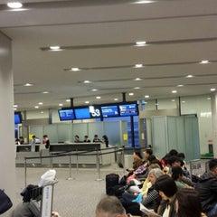 Photo taken at NRT - GATE 53 (Terminal 1) by Tatsuya F. on 12/30/2013