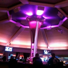 Photo taken at Stratosphere C Bar by Sandy P. on 11/1/2012