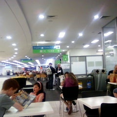 Photo taken at Newcastle Airport (NTL) by Terry S. on 9/22/2012