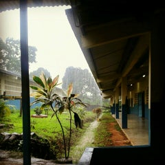 Photo taken at C.E.B.G de Las Minas by Julian O. on 10/24/2012