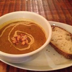 Photo taken at Cafe Madeline by Ayça A. on 10/4/2012