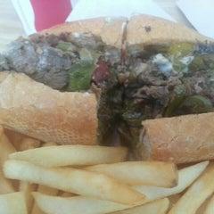 Photo taken at Jersey Joe's Hoagies & Cheesesteaks by Bernadette on 6/29/2015