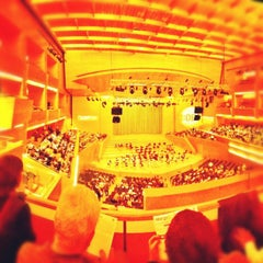 Photo taken at L'Auditori by Masumi M. on 10/19/2012
