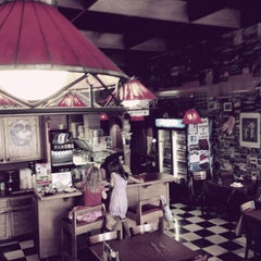 Photo taken at New Yorker Pizza & Restaurant by Geoffrey O. on 9/2/2013