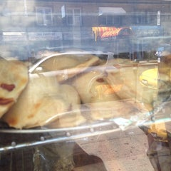 Photo taken at La Sabrosura Bakery by Lea G. on 6/8/2014