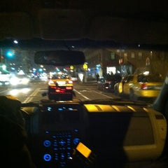 Photo taken at NYC Taxi Cab by Lea G. on 1/17/2013