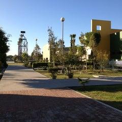 Photo taken at Universidad Autónoma de Baja California Campus Tijuana by Kattine Z. on 1/11/2013