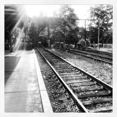 Photo taken at SEPTA Chestnut Hill East Station by Rob H. on 8/11/2013