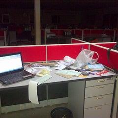 Photo taken at PT. Adyawinsa Telecommunication & Electrical by Rackha B. on 12/12/2013