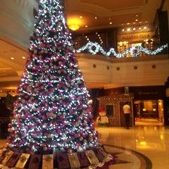 Photo taken at Sheraton Saigon Hotel & Towers by Bao D. on 12/4/2012