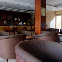 Photo taken at Azalai Hotel Independance Ouagadougou by Sami K. on 6/1/2014
