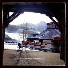 Photo taken at Crested Butte Mountain Resort by John J. on 3/1/2013
