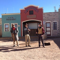 Photo taken at O.K. Corral by Terri S. on 12/29/2012