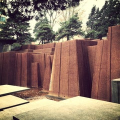 Photo taken at Ira C. Keller Fountain by Smedette on 4/9/2013