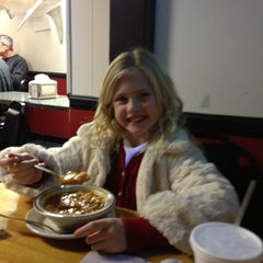Photo taken at Check's Cafe by Jane H. on 12/22/2012