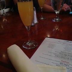 Photo taken at Johnnie's Restaurant by sara m. on 2/23/2013