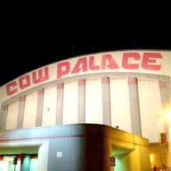 Photo taken at Cow Palace by thomas c. on 2/7/2013