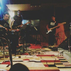 Photo taken at Basement Studios by Katerina Z. on 10/21/2015