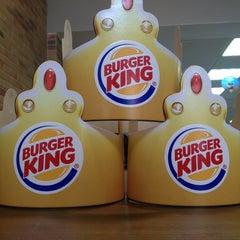 Photo taken at Burger King by Roberta R. on 1/15/2013