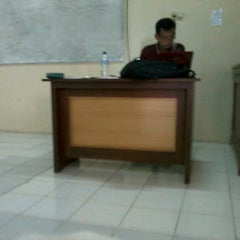 Photo taken at Gedung A - UNTIRTA by Maulina on 4/4/2013