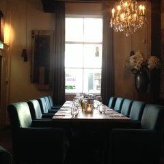 Photo taken at Grand Restaurant Belle by Roy G. on 11/14/2014