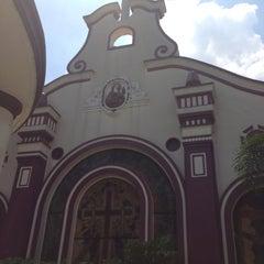 Photo taken at Monasterio De Santa Clara by Patricia L. on 4/16/2013