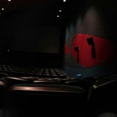 Photo taken at Novo Cinemas نوڤو سينما by Muhammad Abdullah G. on 1/6/2013