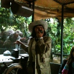 Photo taken at ジャングルクルーズ (Jungle Cruise) by ダラ奥 on 11/5/2012