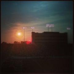 Photo taken at War Memorial Stadium / AT&T Field by Greg on 9/7/2013