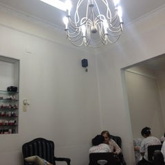 Photo taken at Capelli Studio by Leila G. on 12/29/2012