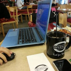 Photo taken at Spinelli Coffee by Yudianti A. on 12/17/2012