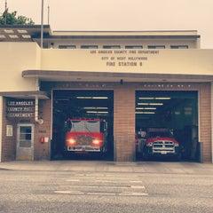 Photo taken at Firestation #8 by Chris T. on 6/1/2015