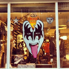 Photo taken at Volcom Store London by Chris T. on 11/1/2012