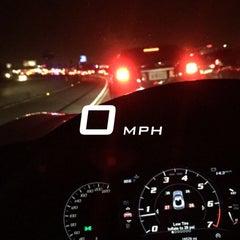 Photo taken at I-405 (San Diego Freeway) by Abdulaziz A. on 9/25/2015
