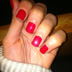 Photo taken at Zen Nail And Spa by Luisa M. on 1/31/2015