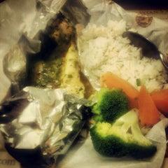 Photo taken at The Manhattan Fish Market by Yeetö L. on 11/15/2012